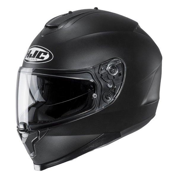 C70 Helmet Matt Black