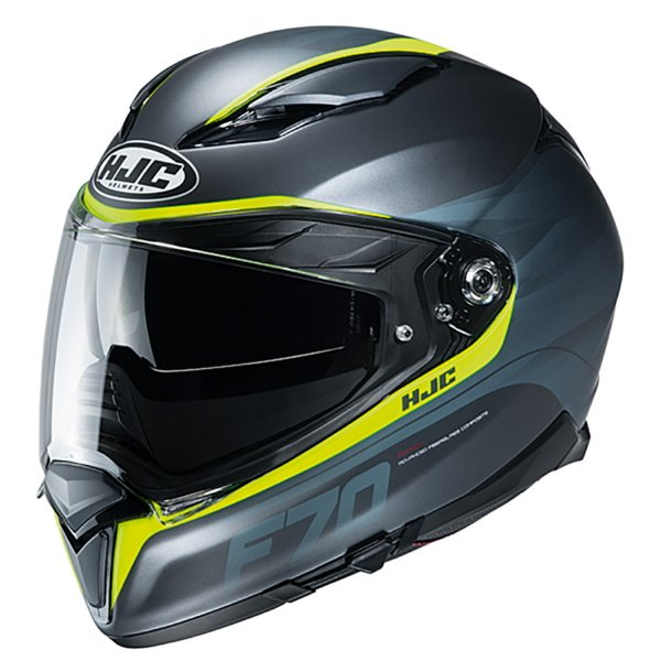 F70 Feron Helmet Fluo