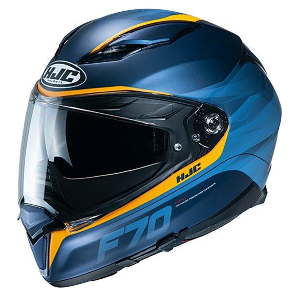 F70 Feron Helmet Blue