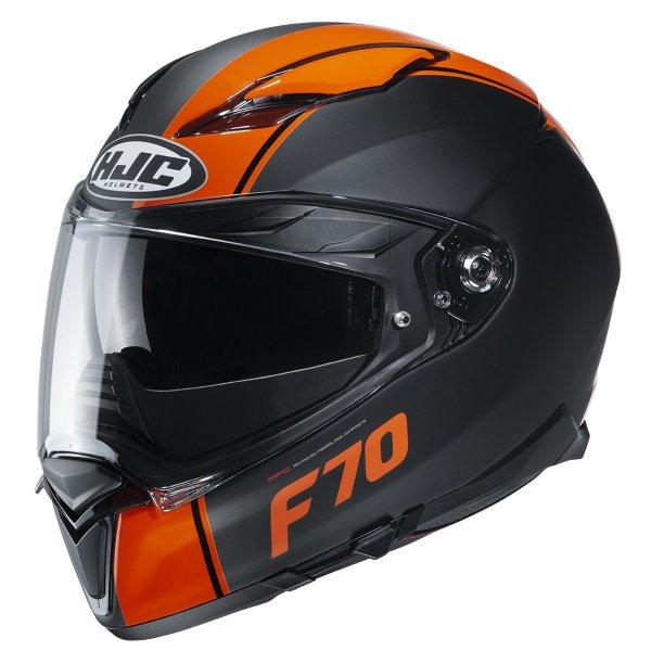 F70 Mago Helmet Orange