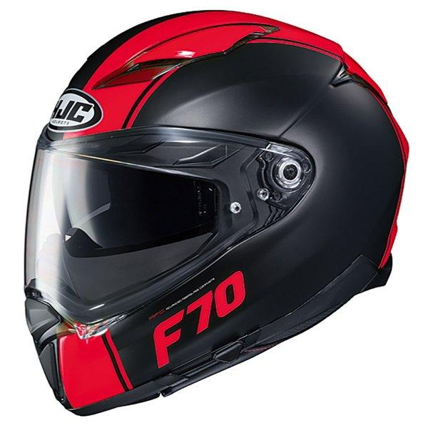 F70 Mago Helmet Red