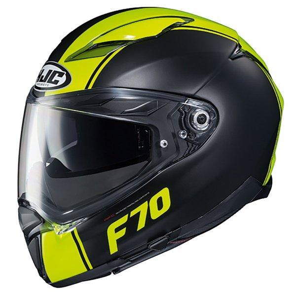 F70 Mago Helmet Fluo