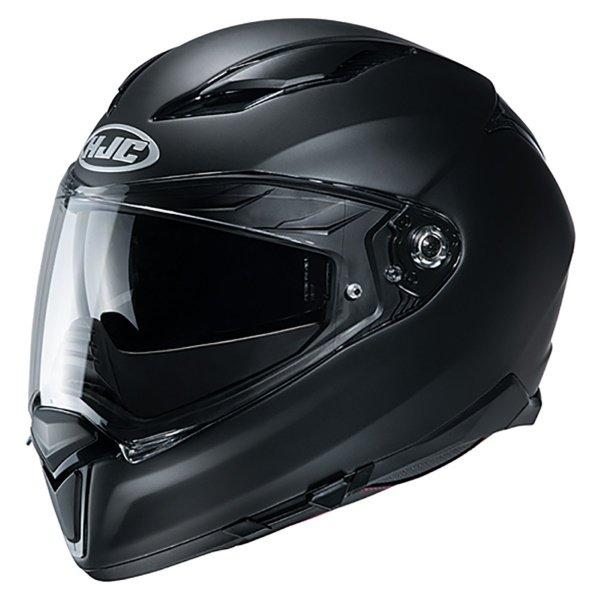F70 Helmet Matt Black