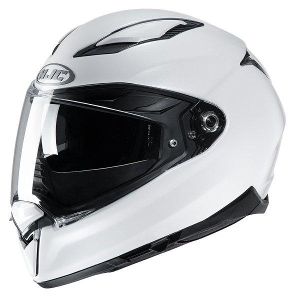 F70 Helmet Pearl White