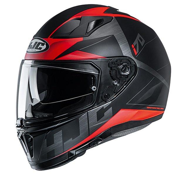 I70 Eluma Helmet Red