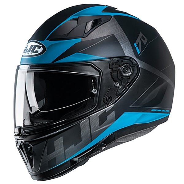 I70 Eluma Helmet Blue
