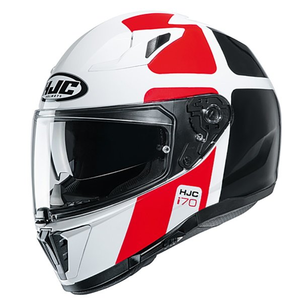 I70 Prika Helmet Red