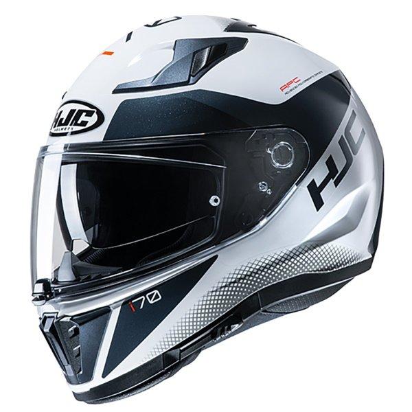 I70 Tas Helmet White