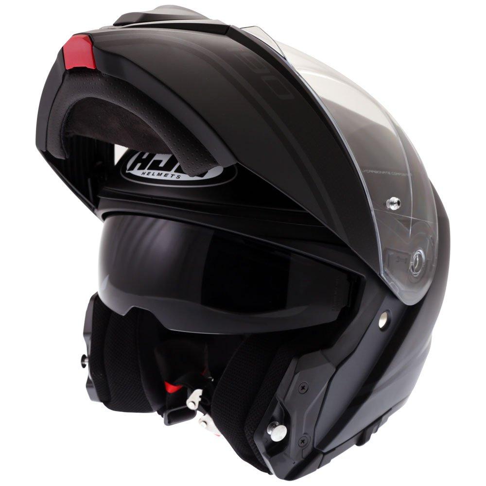 HJC I90 Davan Helmet Black S (55-56 cm)