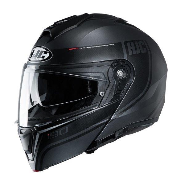 I90 Davan Helmet Black