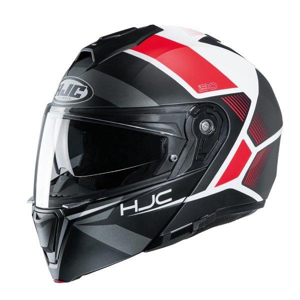 I90 Hollen Helmet Red