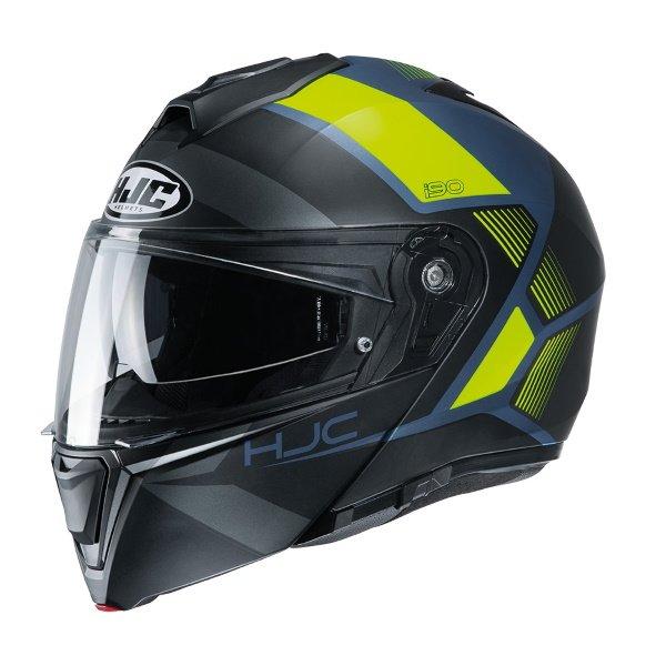 I90 Hollen Helmet Yellow
