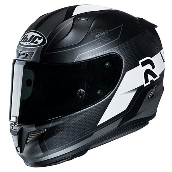 RPHA 11 Fesk Helmet Black