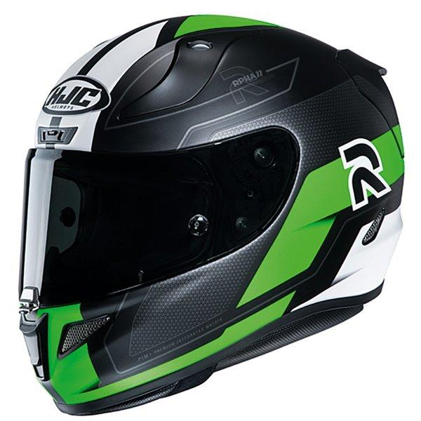 RPHA 11 Fesk Helmet Green