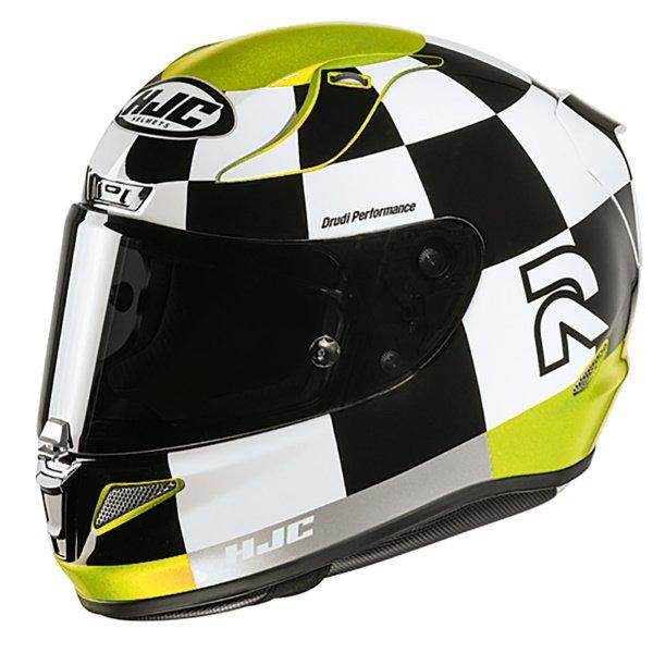 RPHA 11 Misano Helmet Fluo