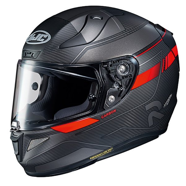 RPHA 11 Nakri Carbon Helmet Red