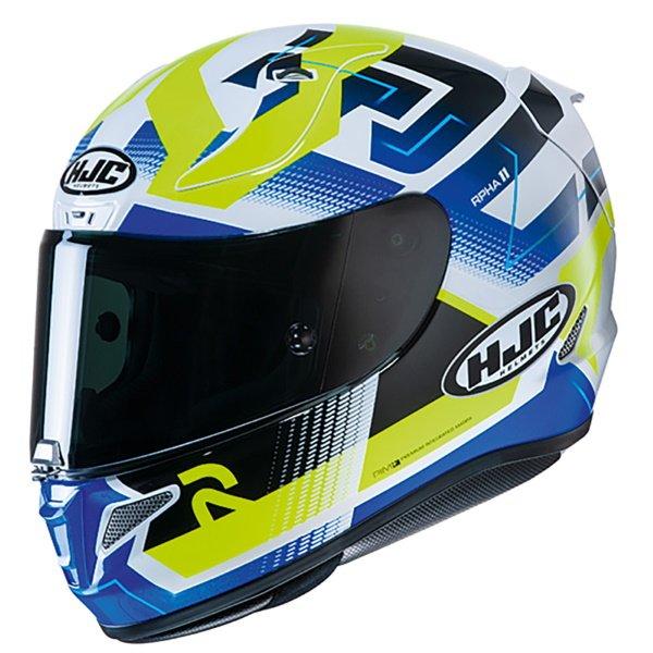 RPHA 11 Nectus Helmet Blue Fluo