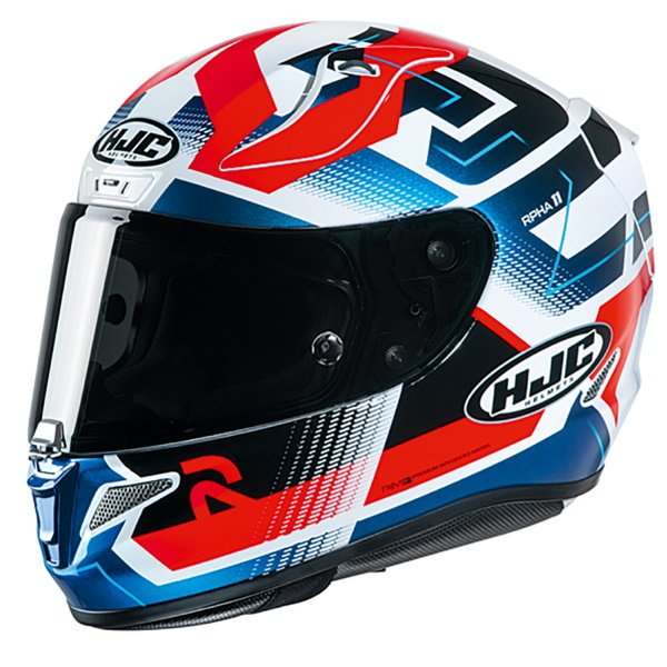RPHA 11 Nectus Helmet Red White Blue