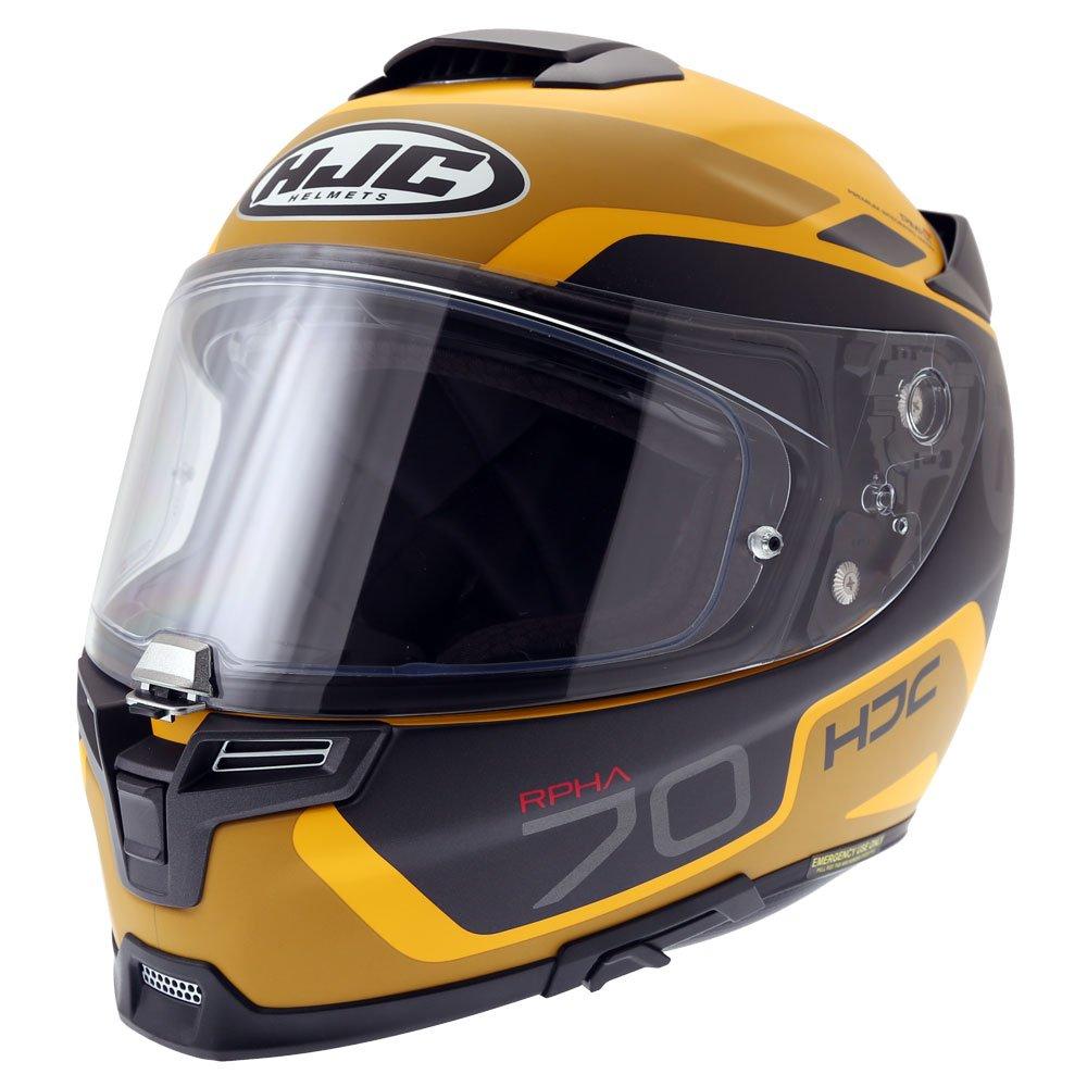 RPHA 70 Shuky Helmet Yellow
