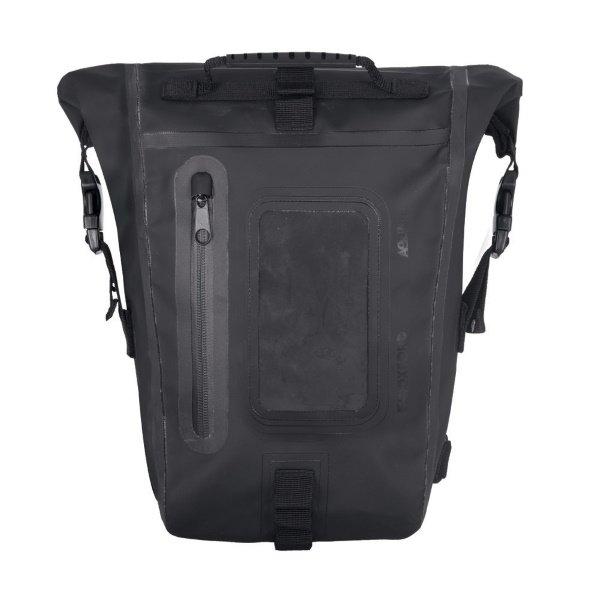 Aqua M8 Tank Bag Black Tank Bags