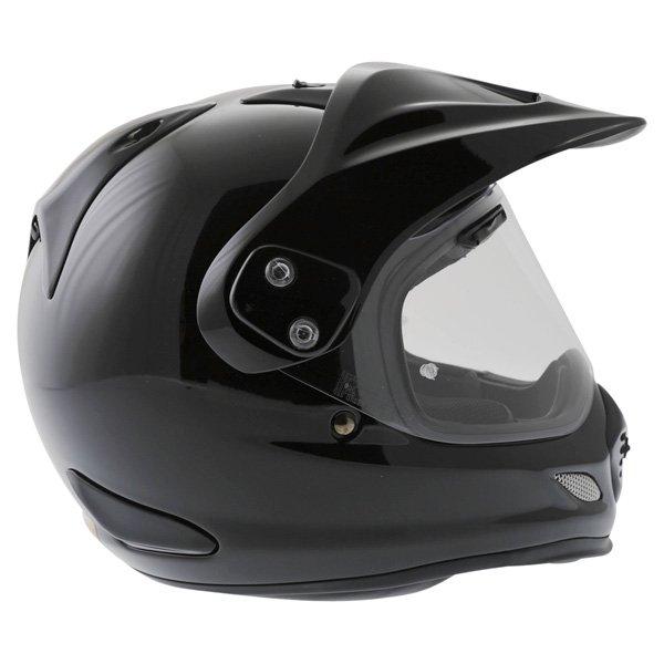 Arai Tour-X 4 Diamond Black Adventure Motorcycle Helmet Right Side