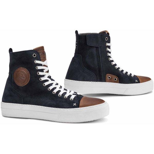 Lennox Boots Blue Falco