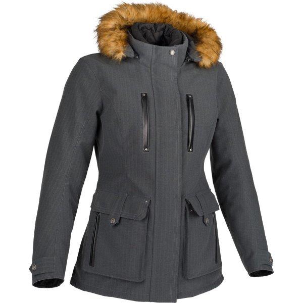 Infinity Lady Jacket Grey Bering Clothing