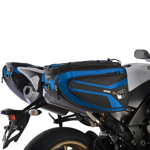 P50R Panniers Blue Panniers
