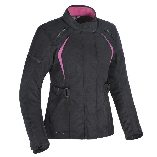 Dakota 2 WS Jacket Black Pink Oxford Ladies