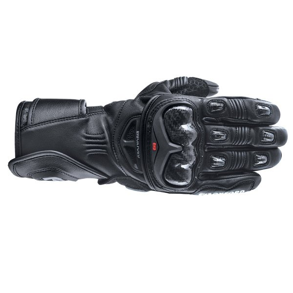 RP-2R MS Gloves Black Oxford Gloves