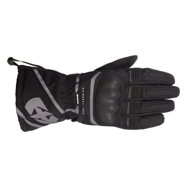 Montreal 1 ms Gloves Stealth Black Oxford Gloves
