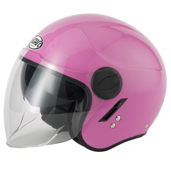 V595 Helmet Pink Vcan Helmets