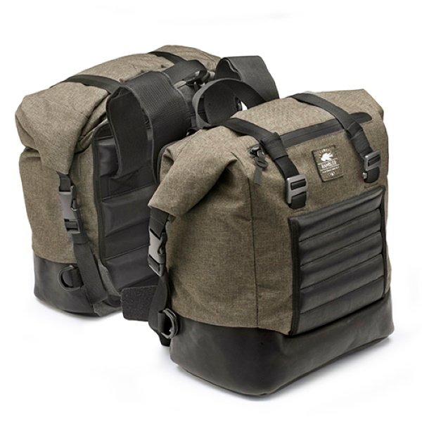 Saddle Bags 14ltr - Rambler Olive Green Panniers