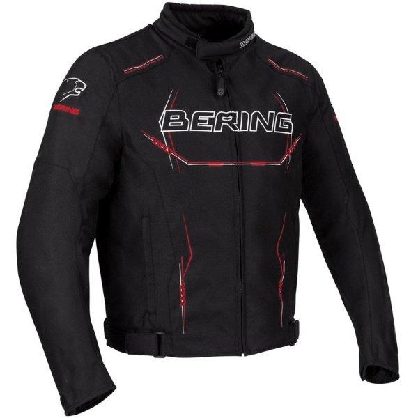 Forcio Jacket Black Red White Clothing