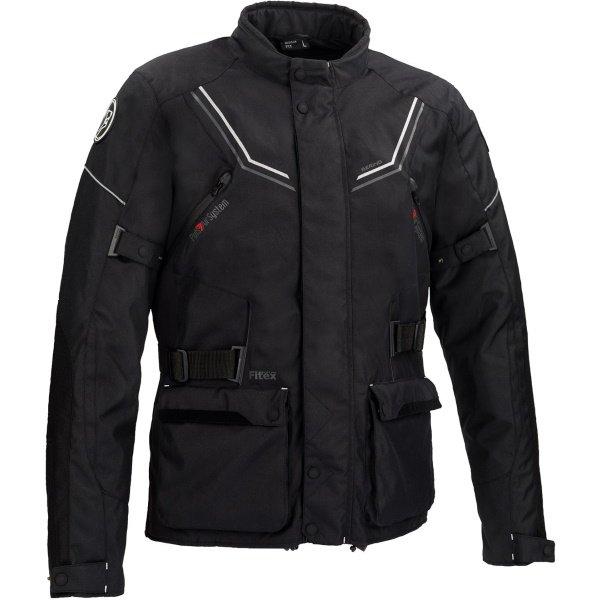 Renegade Jacket Black Grey Clothing