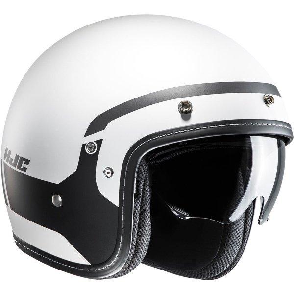 FG-70s Modik Helmet Black White