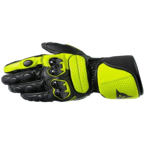 Impeto Gloves Black Fluo Yellow