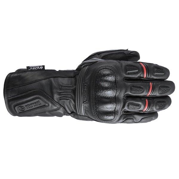 Mondial Long MS Gloves Tech Black Oxford Gloves