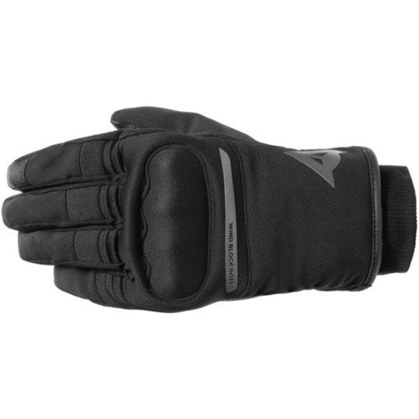 Avila D-Dry Gloves Black Anthracite Gloves