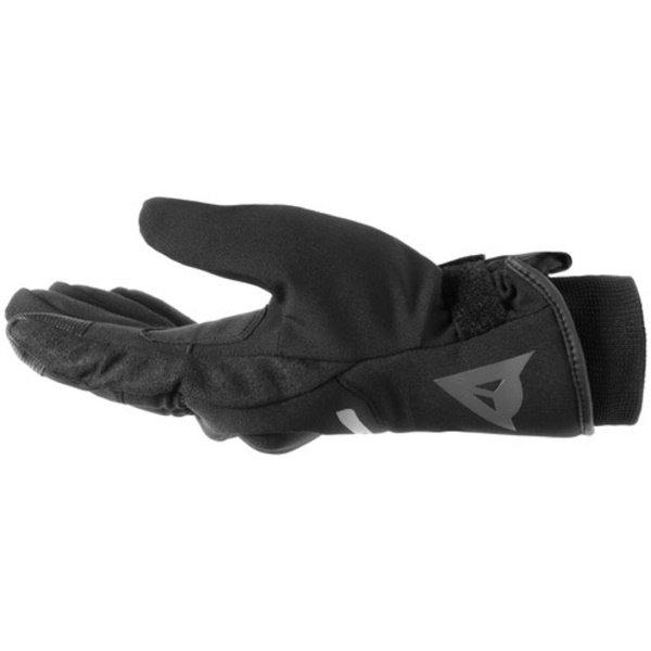 Dainese Avila D-Dry Black Anthracite Motorcycle Gloves Thumb Side
