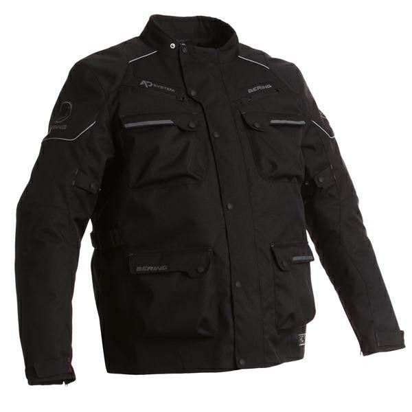Tank King Size Jacket Black Clothing