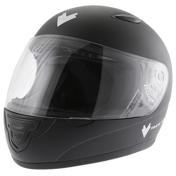 FF03 Junior Helmet Matt Black Kids Motorcycle Helmets