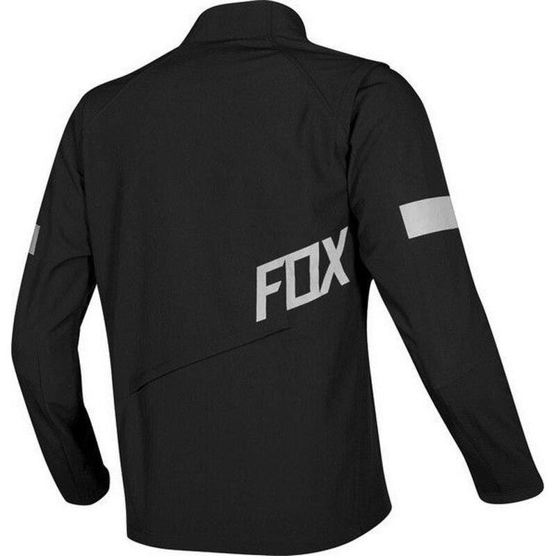 Fox Legion Softshell Jacket Black Size: Mens UK - S
