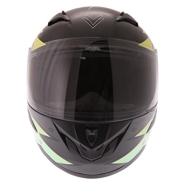 Frank Thomas FT36Y Comix Gorilla Kids Full Face Motorcycle Helmet Front