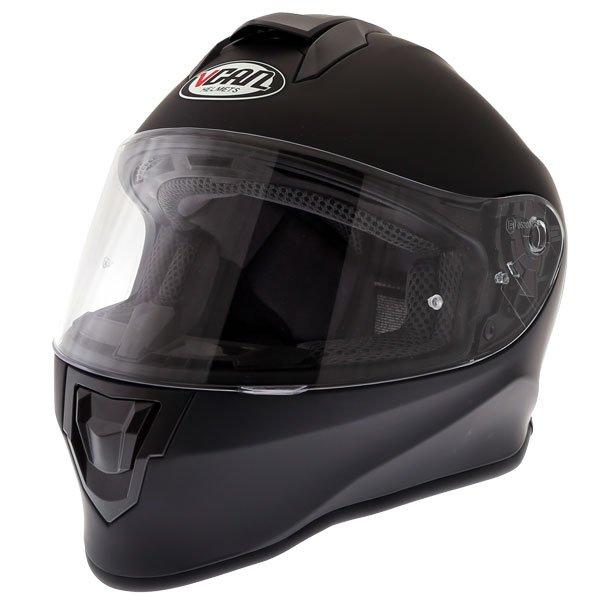 V151 Kids Helmet Matt Black Kids Motorcycle Helmets