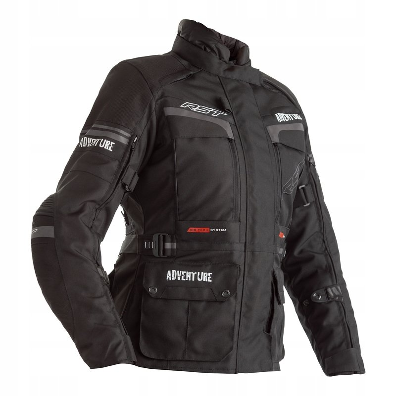 Adventure-X CE Ladies Jacket Black Ladies