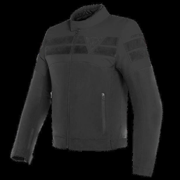 8-Track Tex Jacket Black