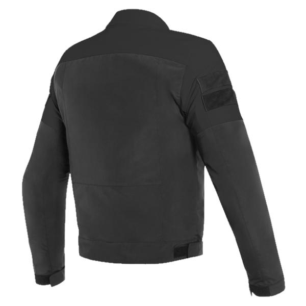 Dainese 8-Track Tex Jacket Black Size: Mens UK - 40