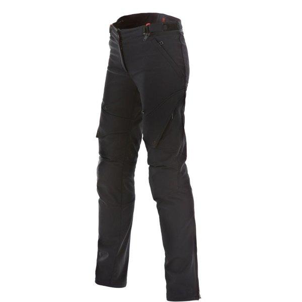 New Drake Air Lady Tex Pants Black Dainese Ladies