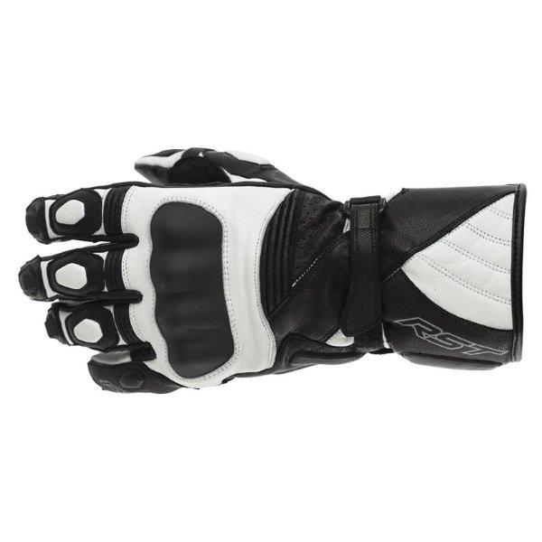 GT CE Ladies Gloves Black White Ladies